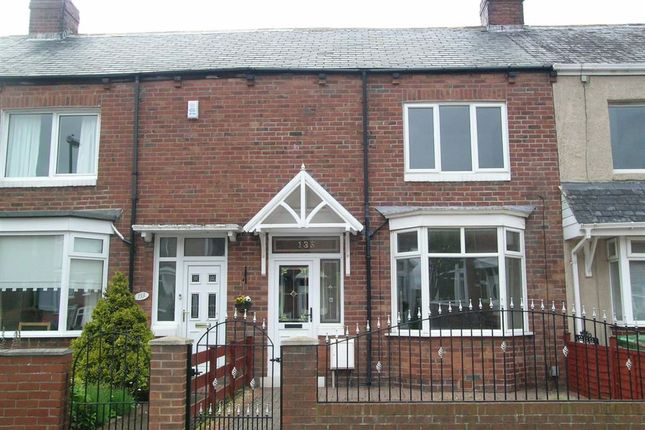 Thumbnail Terraced house to rent in Coleridge Avenue, South Shields, South Shields