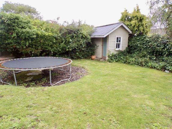 Garden of Rodmell Avenue, Saltdean, Brighton, East Sussex BN2