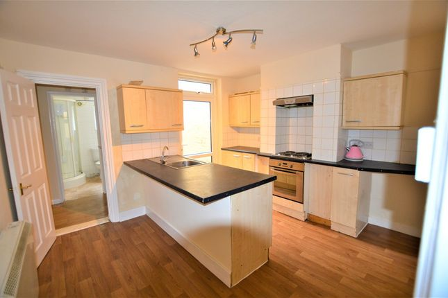 Thumbnail End terrace house to rent in Luton Road, Chatham