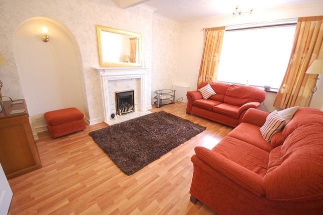 Thumbnail Semi-detached house to rent in Morven Place, Torry, Aberdeen