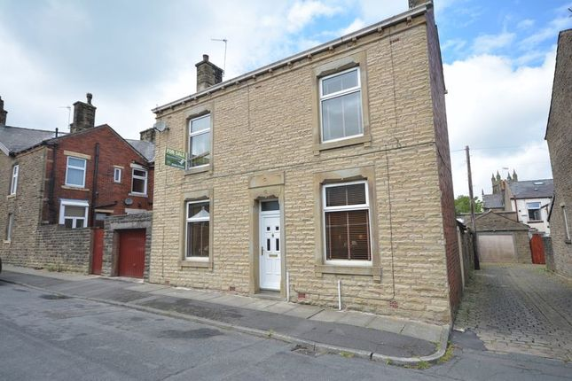 Thumbnail End terrace house for sale in Knowles Street, Rishton, Blackburn