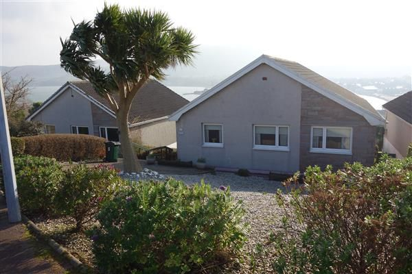 Thumbnail Bungalow for sale in Lochview, 5 Knockscalbert Way, Campbeltown