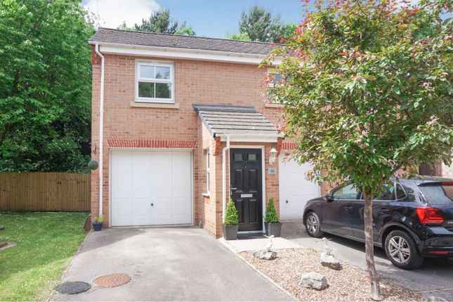 Thumbnail Detached house for sale in Hornsmill Way, Helsby