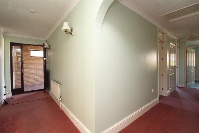 Entrance Door To Entrance Hallway