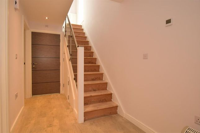 Thumbnail End terrace house for sale in Gobions Farm Chase, Billericay, Essex