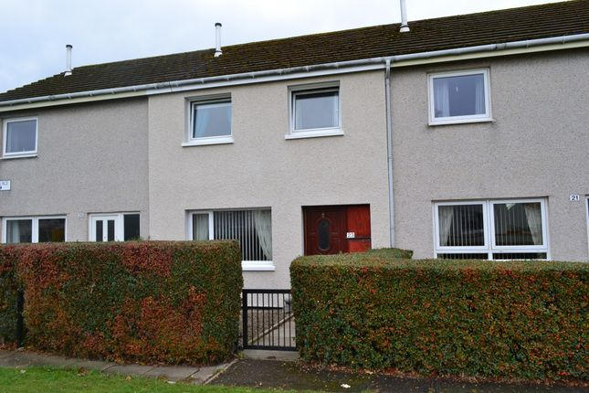 Thumbnail Terraced house to rent in Glenmore Place, Forres