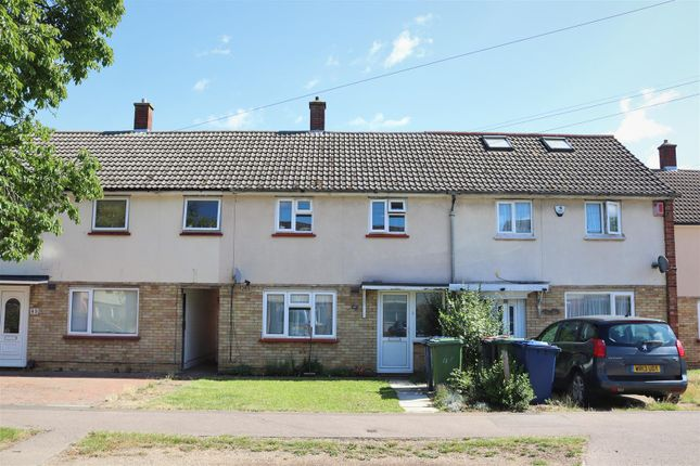 3 bed terraced house for sale in Hawkins Road, Cambridge CB4