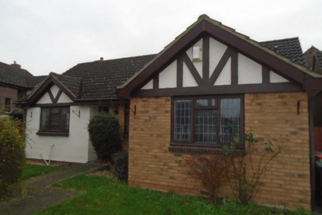 Thumbnail Bungalow to rent in Vicarage Lane, Wilstead, Bedford