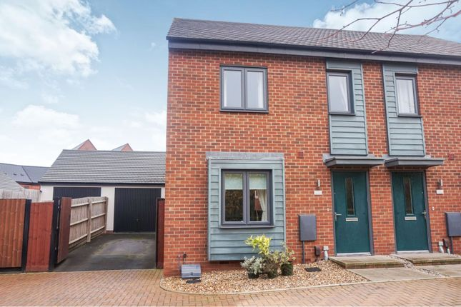 Thumbnail Semi-detached house for sale in Turold Mews, Lawley
