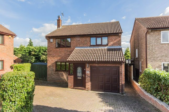 Thumbnail Detached house for sale in Express Close, Irthlingborough, Wellingborough