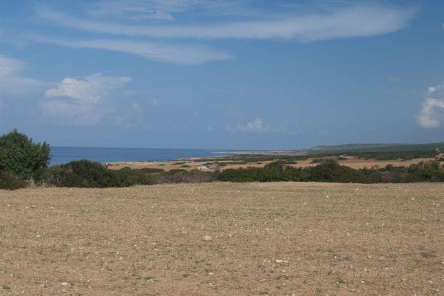 Thumbnail Land for sale in 13 Donum, Stunning Sea Views, Karpaz
