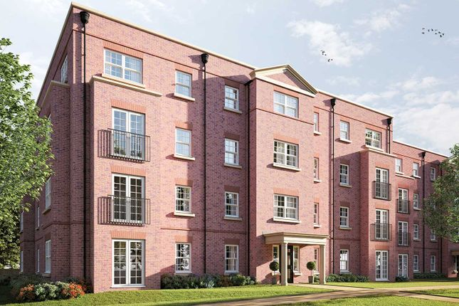 "2 bed flat for sale in ""Yule House - First Floor 2 Bed"" at Smug Oak Lane, Bricket Wood, St.Albans AL2"