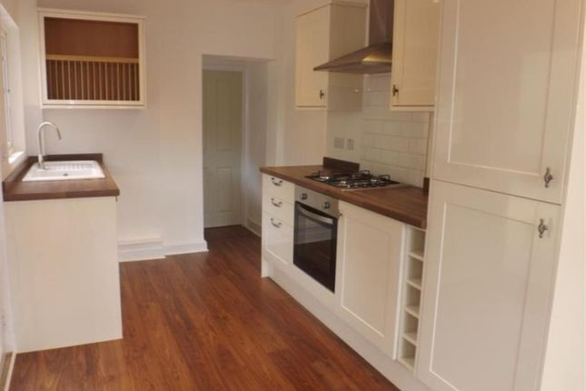 Thumbnail End terrace house to rent in Wellingborough Road, Olney