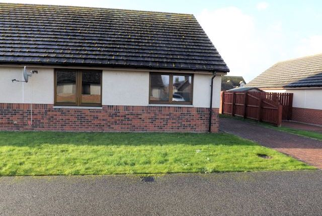 Thumbnail Semi-detached bungalow for sale in 26 Mill Way, Brora