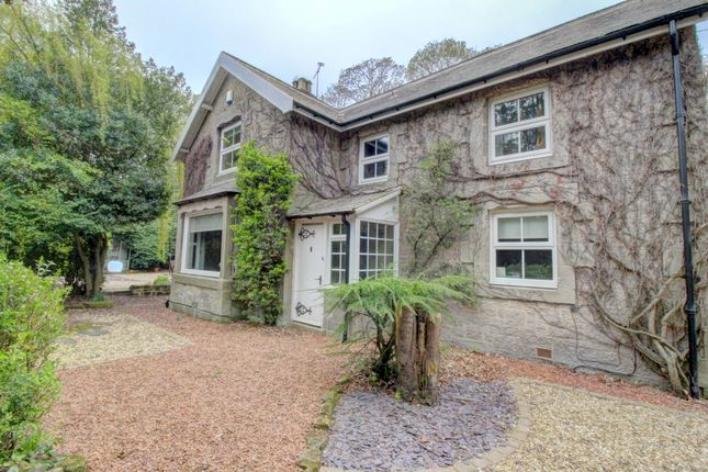 Thumbnail Detached house for sale in Clifton, Morpeth