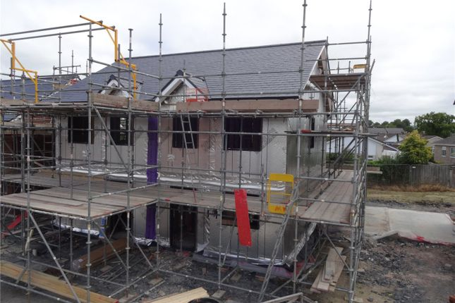 Thumbnail Semi-detached house for sale in Plot 55 Dolforgan View, Kerry, Newtown, Powys