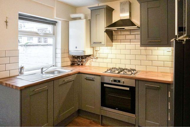 Kitchen of Upper St. John Street, Lichfield WS14