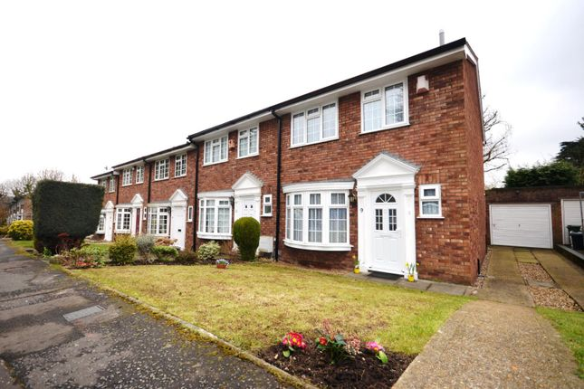 Thumbnail Property to rent in Silverbirch Close, Ickenham, Uxbridge