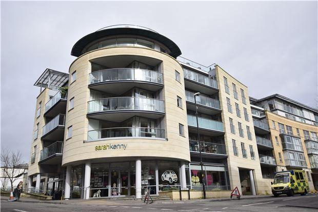 Thumbnail Flat for sale in North Contemporis, Merchants Road, Clifton, Bristol