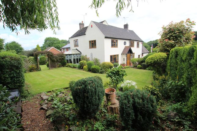 Thumbnail Detached house for sale in Atherstone Road, Hartshill, Nuneaton