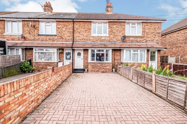 Terraced house for sale in St. Andrews Road, Worthing