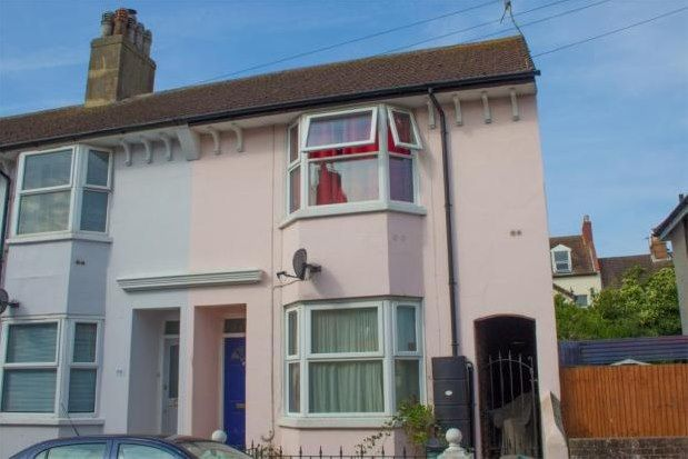 Thumbnail End terrace house to rent in Elphick Road, Newhaven