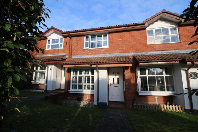 2 bed terraced house for sale in Constantine Way, Basingstoke