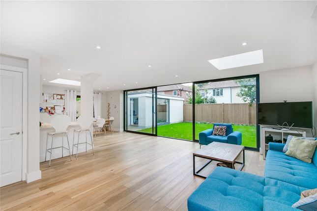 Thumbnail End terrace house for sale in Howsman Road, London