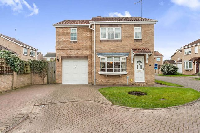 Thumbnail Detached house to rent in Stonegate Close, Sutton-On-Hull, Hull
