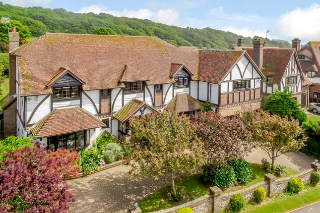Thumbnail Detached house for sale in Dean Court Road, Rottingdean, Brighton