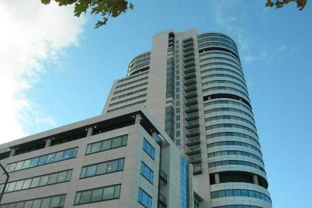 Thumbnail Property to rent in Bridgewater Place, Water Lane, Leeds City Centre