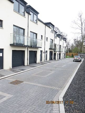 Thumbnail Town house to rent in Deeside Road, Bieldside, Aberdeen