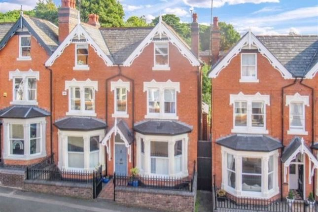 Thumbnail Semi-detached house for sale in Milford Road, Harborne, Birmingham