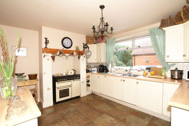 Thumbnail Property for sale in Ryknield Hill, Denby, Ripley, Derbyshire