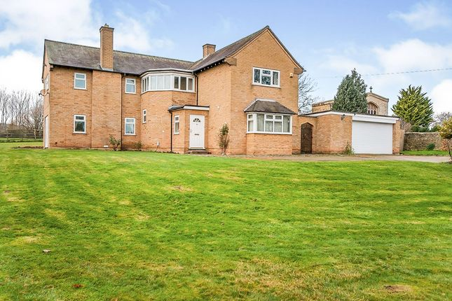 4 bed detached house for sale in Barnwell, Peterborough PE8