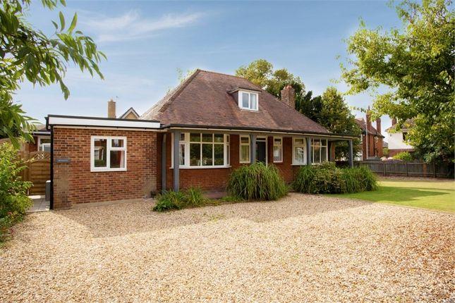 Thumbnail Detached bungalow for sale in Queens Road, Wisbech, Cambridgeshire