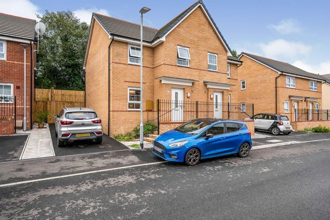 Thumbnail Semi-detached house for sale in Hooper Way, Tonna, Neath