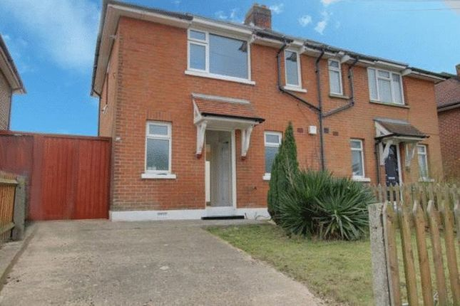 3 bed semi-detached house to rent in Conifer Road, Aldermoor, Southampton
