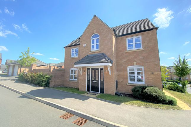 Thumbnail Detached house for sale in Joseph Levy Walk, Coventry