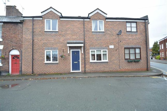 Thumbnail Terraced house to rent in Brook Street, Northop, Mold