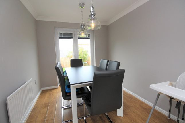 Dining Area of Glenwood Close, Radcliffe, Manchester M26
