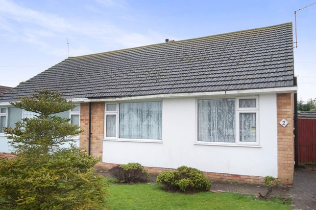 Thumbnail Semi-detached bungalow for sale in Mimosa Close, Polegate