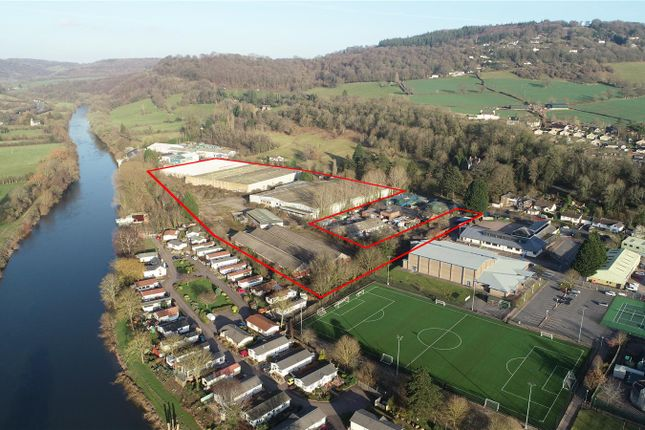 Thumbnail Warehouse for sale in Valley Way Enterprise Park, Hadnock Road, Monmouth