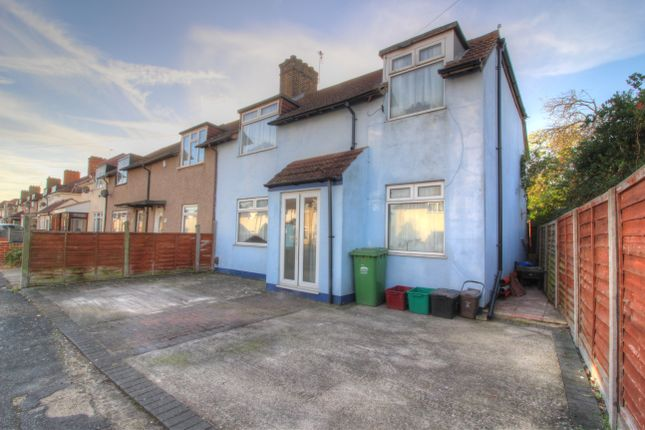 Thumbnail End terrace house for sale in Northumberland Way, Erith