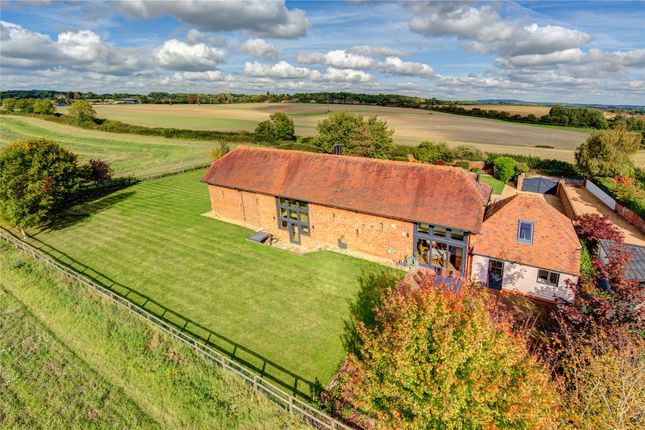 Thumbnail Barn conversion for sale in Foxhill Lane, Playhatch, Nr Reading, Oxfordshire