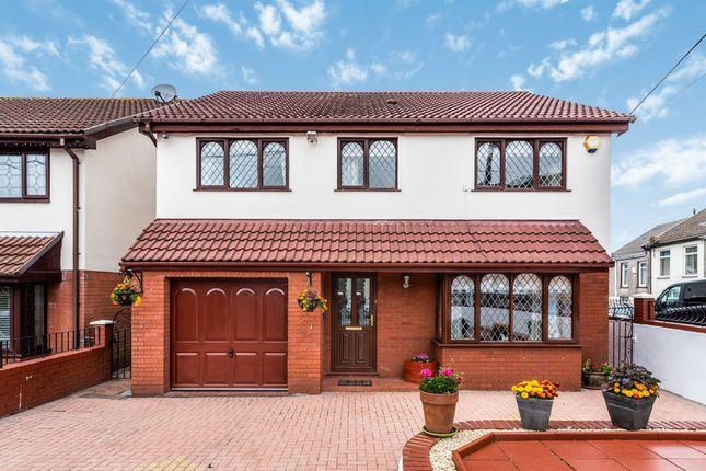 Thumbnail Detached house for sale in Bank Street, Penygraig, Tonypandy