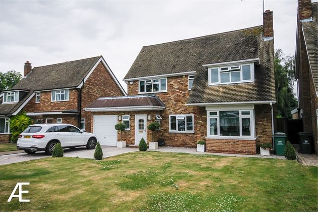 Thumbnail Detached house to rent in Weald Close, Bromley, Kent