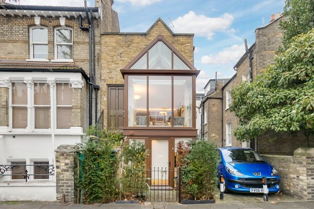 Thumbnail Semi-detached house for sale in Linden Gardens, London