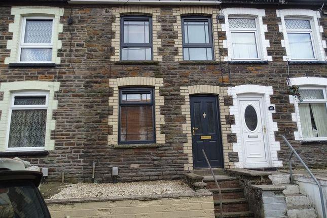 Thumbnail Terraced house for sale in Phillip Street, Graig, Pontypridd