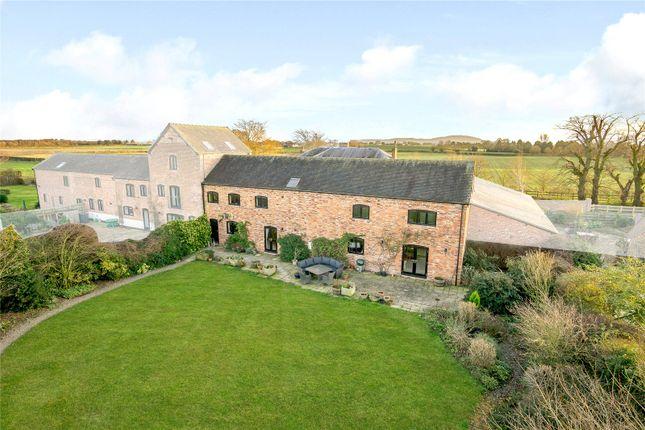 Thumbnail Barn conversion for sale in New House Farm, Ellerdine, Telford, Shropshire